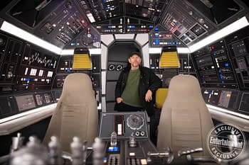 4 Behind-the-Scenes Images from Solo: A Star Wars Story