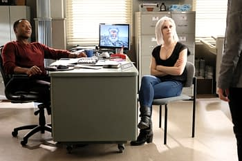 "'iZombie' Season 5, Episode 1 ""Thug Death': Ravi REALLY Shouldn't Pick Off Liv's Plate [PREVIEW]"