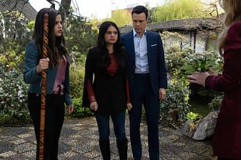 "'Charmed' Season 1, Episode 21 ""Red Rain"" Pours Down All Over The Vera Sisters [PREVIEW]"