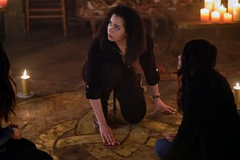 """'Charmed' Season 1 Finale: As """"The Source Awakens,"""" Macy Reshapes Reality [PREVIEW]"""