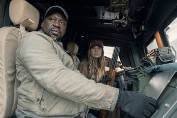 'Fear the Walking Dead' Season 5 Unleashes Massive 60+ Images Preview