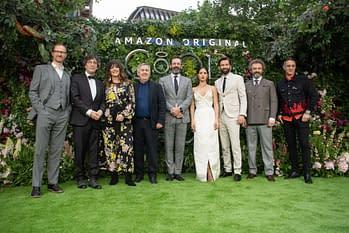 'Good Omens': London World Premiere, NYC Screening Prove Heavenly Affair [IMAGE GALLERY]