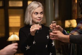 "'iZombie' Season 5, Episode 6 ""The Scratchmaker"": Wait, We Thought Liv Was Major's Match?!? [PREVIEW]"