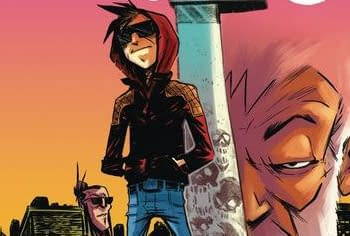 Ballad of Sang #1 Review: Some Fun Hurt by Wild Tonal Issues