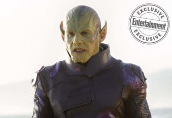 We Love This Description of Ben Mendelsohn While Filming Captain Marvel