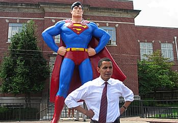 President Obama Chooses The Superpower Of… Doug Ramsey?