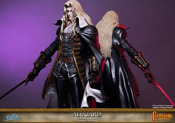Alucard Statues Coming to Pre-Order from First 4 Figures