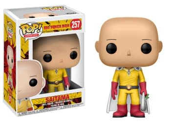 One Punch Man Funko Pops Fight Their Way To You In August