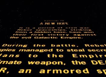 There Was A Star Wars Opening Crawl Originally In Rogue One