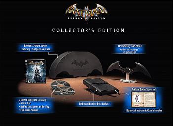 Batman Arkham Asylum Collectors Edition 02