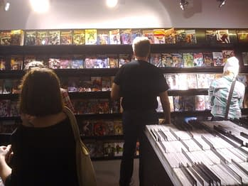 Saying Hello To Gosh Comics