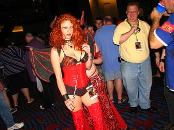 Dragon*Con 2012: Cosplay, Time Travel And The Bleeding Fool