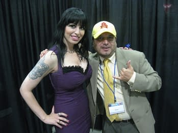 Jesse James On How Cossies And Elvira Saved Stan Lee's Comikaze Convention