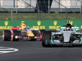 F1 2017 Boasts An Expanded Career Mode And A Championship Feature