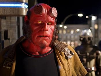 """Mignola Says The Hellboy Reboot Will Be """"Close To A Horror Film"""""""