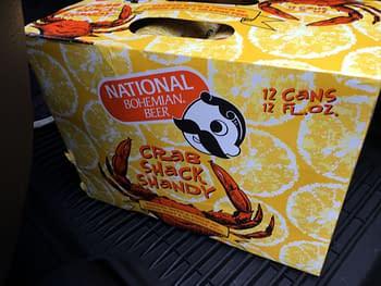 Nerd Food: Natty Boh's Crab Shack Shandy