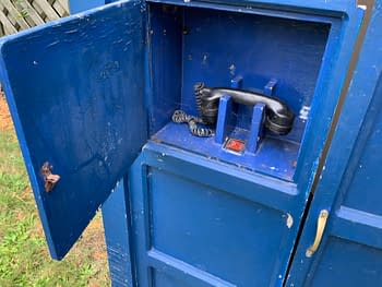 Free TARDIS in South-West London - Any Takers?