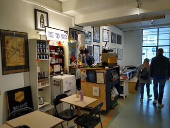 SPACE - A new name for Orbital Comics in London