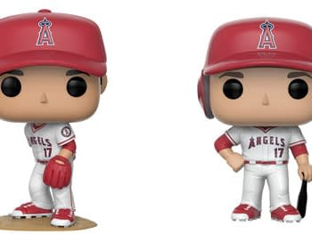 Shohei Ohtani Gets His Very Own Funko Pop Two-Pack