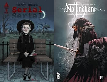PrintWatch: Serial #2 and Nottingham #1 Get Second Printings