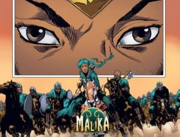 Malika: Warrior Queen's Dewunmi Roye Okupe Talks Animation and Kickstarter