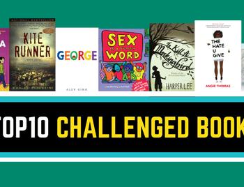 Raina Telgemeiers Drama on Most Banned Books List for Third Year
