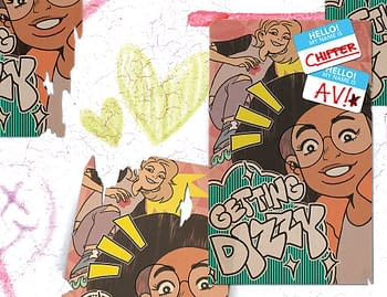Cover image for GETTING DIZZY #2 (OF 4) CVR B MCGEE