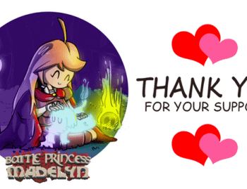 Battle Princess Madelyn Closes At 354% Funded