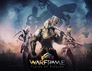 Warframes Plains Of Eidolon Update Hits Consoles Today