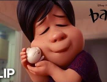 A Clip from Bao the Pixar Short that will Play Before Incredibles 2