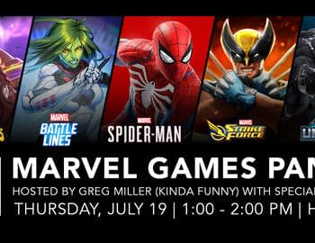 Marvel Games SDCC 2018 Live Blog: Unlimited Future Fight Force Champions