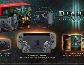 Nintendo has Announced a Diablo III Switch Bundle