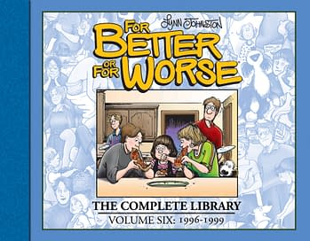 Cover image for FOR BETTER OR FOR WORSE COMP LIBRARY HC VOL 06