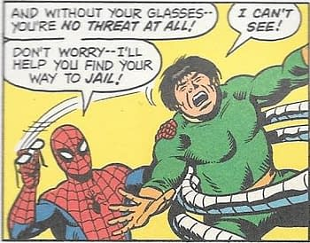 The Amazing Spider-Man In The Clutches Of Doc Ock #1 Page 10 Top Half