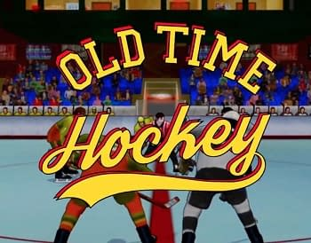 Old Time Hockey Is A Lovely But Difficult Throwback