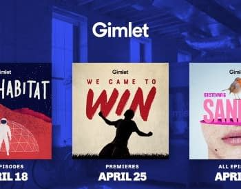 Gimlets Spring 2018 Podcasts Include Kristen Wiig/Alia Shawkats Sandra FIFA World Cup Series