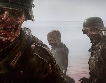 Call of Duty: WWIIs First DLC Will Come with Even More Nazi Zombies