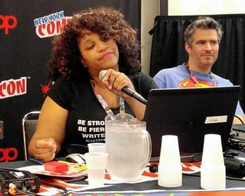 Why Tee Franklin Won't Be Going To Baltimore Comic-Con