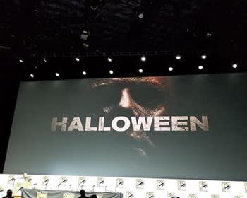 Halloween Thrills and Terrifies Hall H Crowd at SDCC