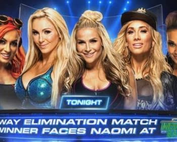 Historic WWE Womens Ladder Match: It Sucked