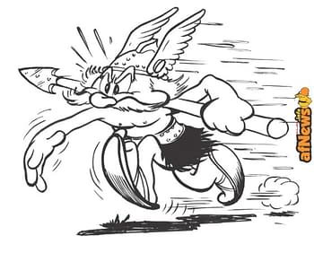 Dispute Over Albert Uderzo's Artwork Sees Original Art Removed from Auction House
