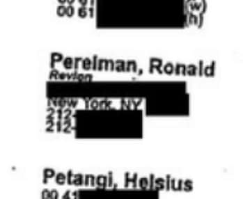 The Marvel Comics Names in Jeffrey Epstein's Little Black Book