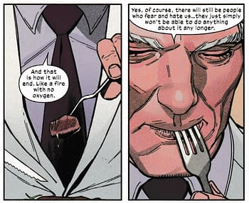 Magneto Gives A Politics and Economics Lesson in , Apocalypse Teaches History