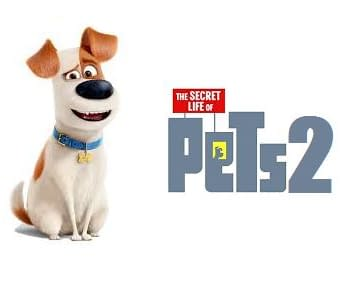 Harrison Ford Patton Oswalt and Tiffany Haddish in The Secret Life of Pets 2