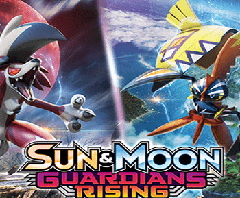 Pokémons Sun &#038 Moon Trading Card Expansion Now Available