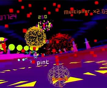 Indie Game Polybius Was Featured In A Nine Inch Nails Music Video
