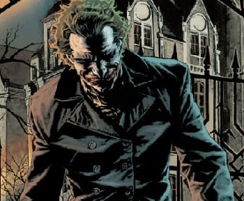 Lee Bermejo Draws Joker in the DC Comics Art Academy