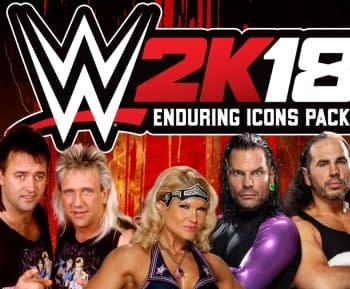 WWE 2K18 Receives A New Enduring Icons Pack Today