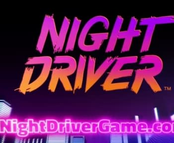 Feeling the Call of the Endless Open Road in Night Driver Mobile