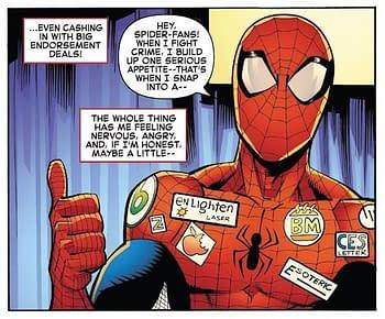 Ryan Ottley Snuck Ex-Mormon Reference Into Amazing Spider-Man #4